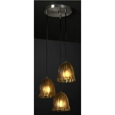 Veneto Luce 3 Light Pendant