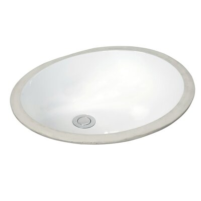 Petite Tiara Undermount Bathroom Sink - 1998