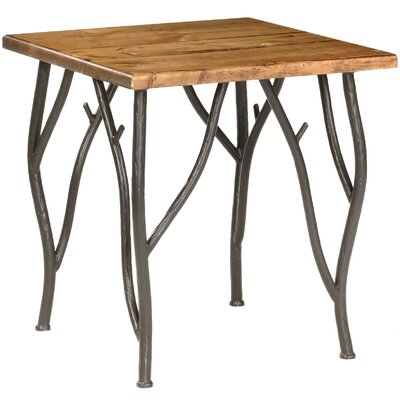 Stone County Ironworks Woodland End Table