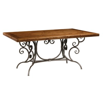 Stone County Ironworks Waterbury Dining Table