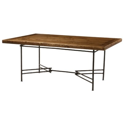 Stone County Ironworks Ranch Dining Table