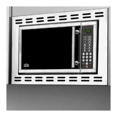 Summit Appliance 0.9 Cu. Ft. 900W Built-In Microwave