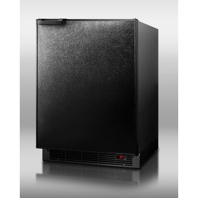 Summit Appliance Refrigerator Freezer with Cabinet