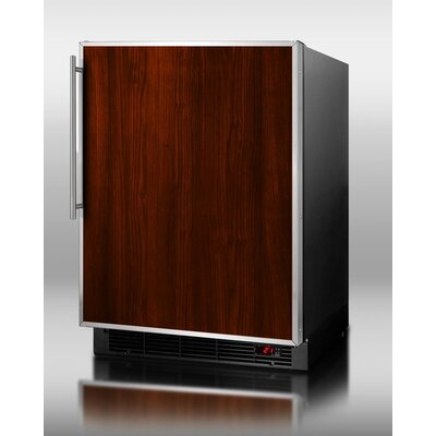 Summit Appliance Refrigerator Freezer with Reversible Door