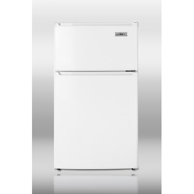 Summit Appliance 2.9 Cu. Ft. Refrigerator Freezer