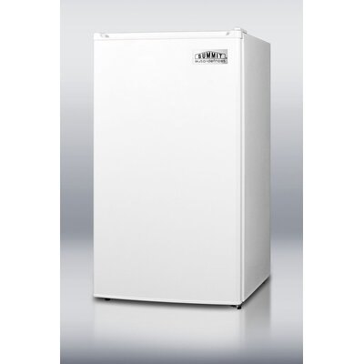 "Summit Appliance 32"" x 18.75"" Refrigerator Freezer in White"