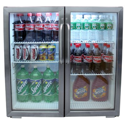 Summit Appliance Beverage Merchandiser
