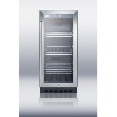 Summit Appliance Single Zone Thermoelectric Wine Refrigerator