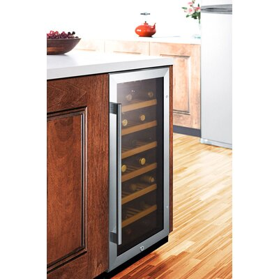 "Summit Appliance 15"" Wide Wine Cellar"