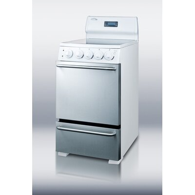 Summit Appliance Electric Range