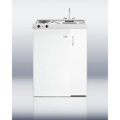 Summit Appliance 4.1 Cu. Ft. Compact Kitchen