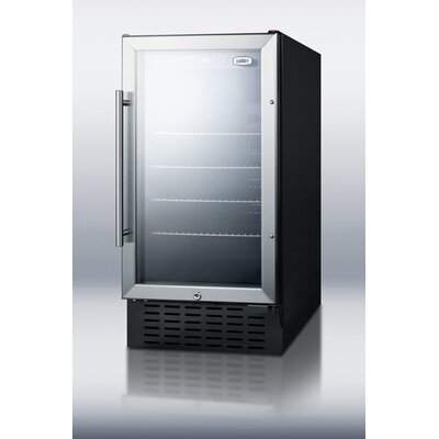 Commercial Glass Door Beverage Cooler