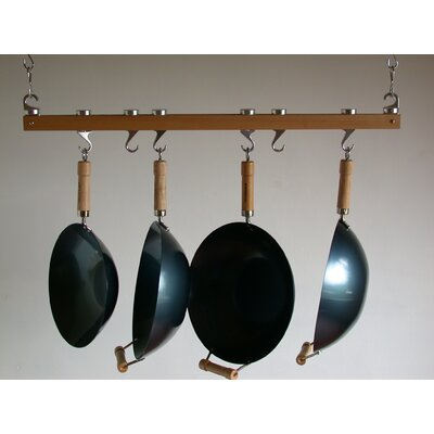 Taylor & Ng Track Rack Ceiling Pot Rack