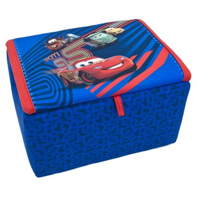Disney's Cars 2 Toy Box