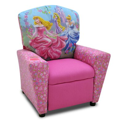 Kidz World Disney Kid's Recliner