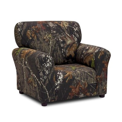 Kidz World Mossy Oak Camouflage Kids Club Chair