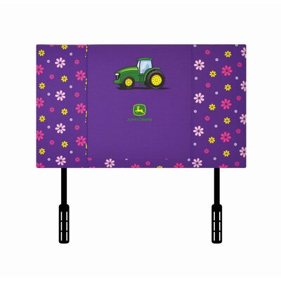 Kidz World Girl's Twin Upholstered Headboard