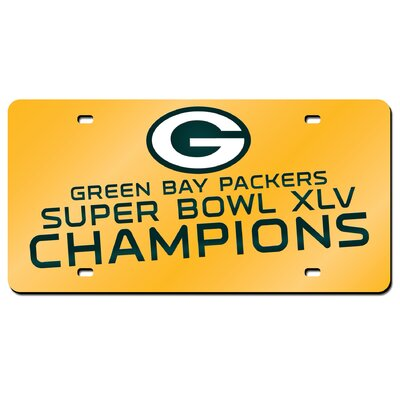 Rico Industries Inc Green Bay Packers Super Bowl XLV Laser Tag
