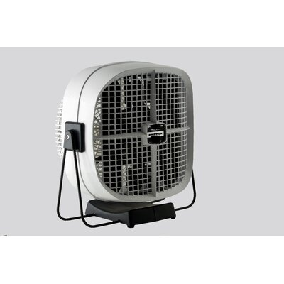 SeaBreeze Electric Cool Sweep Safety Cooling Fan