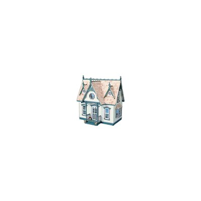 Greenleaf Dollhouses Orchid Dollhouse Kit