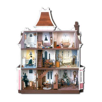 Greenleaf Dollhouses Beacon Hill Dollhouse