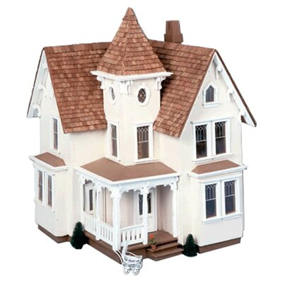 <strong>Greenleaf Dollhouses</strong> Fairfield Dollhouse