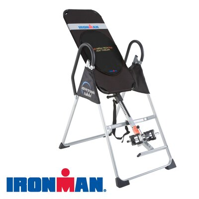 Ironman Fitness Gravity 1000 Infrared Heat Therapy Cushion Inversion Table