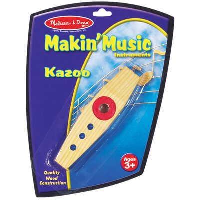 Melissa and Doug Kazoo