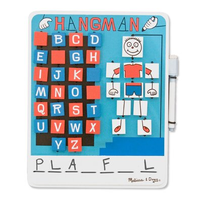 Melissa and Doug Flip to Win Hangman Game