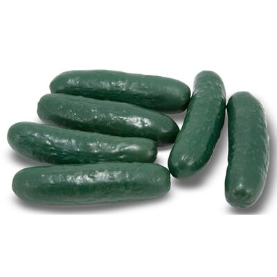 Melissa and Doug Cucumber Bulk Fruits and Veggies (Set of 6)