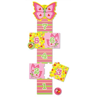 Melissa and Doug Bella Butterfly Hopscotch