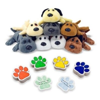 Melissa and Doug Doggy Detectives Game