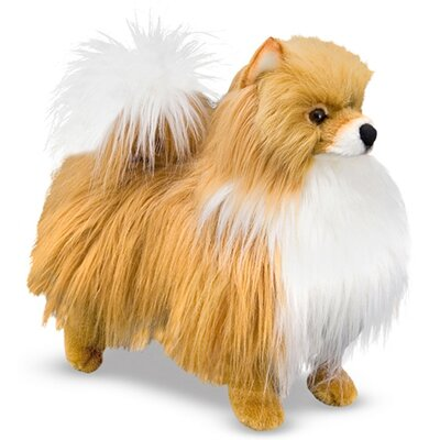 Melissa and Doug Pomeranian - Plush (2008)