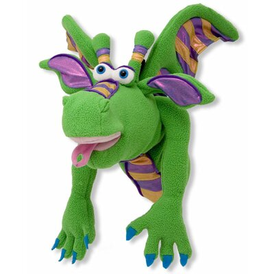 Melissa and Doug Dragon Puppet
