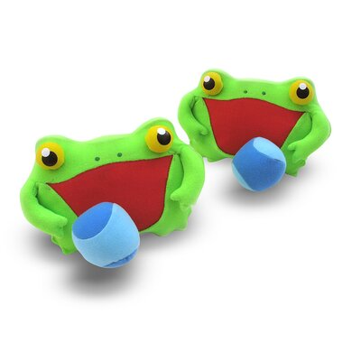 Melissa and Doug Froggy Toss and Grip