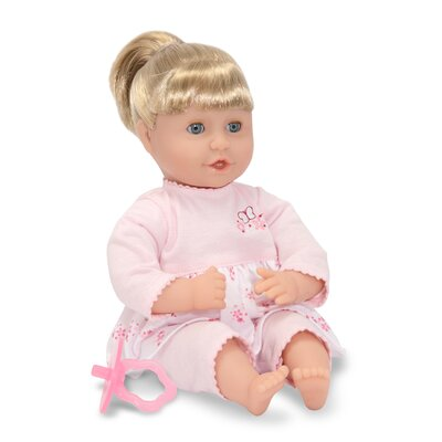 "Melissa and Doug Natalie 12"" Doll"