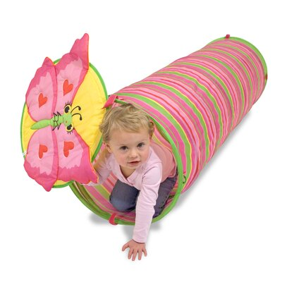 Melissa and Doug Bella Butterfly Tunnel