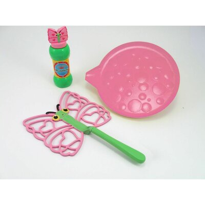 Melissa and Doug Bella Butterfly Bubble Set