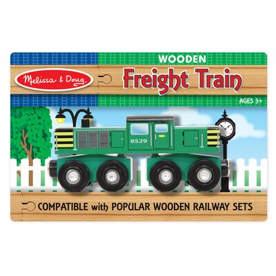 Melissa and Doug Freight Train