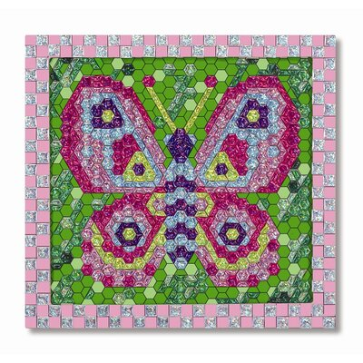 Melissa and Doug Butterfly Peel and Press Sticker by Number