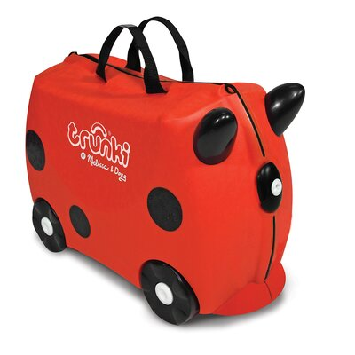 Melissa and Doug Trunki Ruby in Red