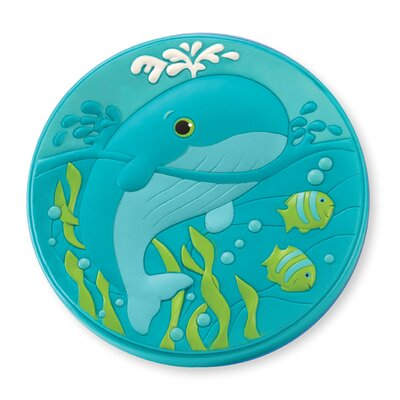 Melissa and Doug Wellington Whale Water Disk