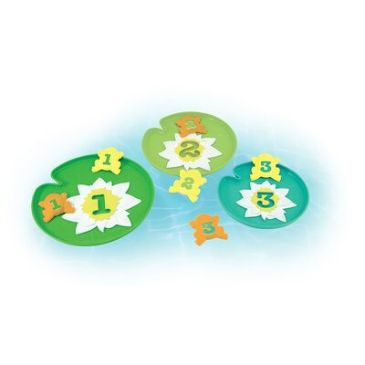 Melissa and Doug Froggy Lily Pad Toss