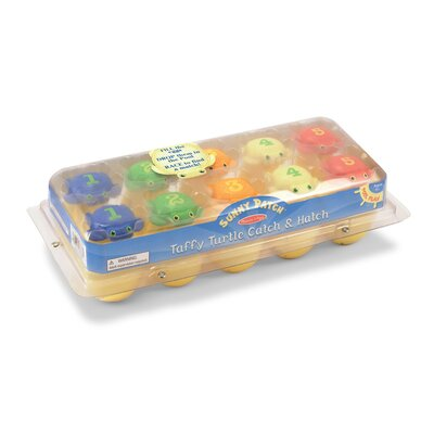 Melissa and Doug Taffy Turtle Catch and Hatch