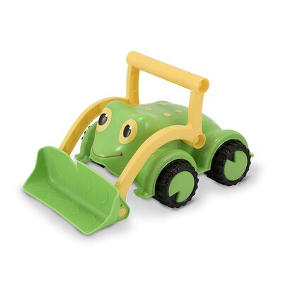 Melissa and Doug Froggy Bulldozer