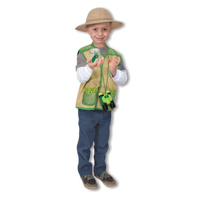 Melissa and Doug Backyard Explorer Role Play Set