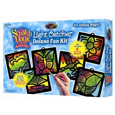 Melissa and Doug Deluxe Light Catcher Set