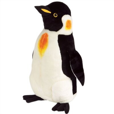 Melissa and Doug Penguin Plush Stuffed Animal