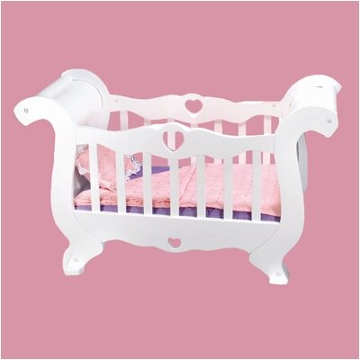 Melissa and Doug Crib Doll Furniture