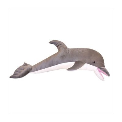 Melissa and Doug Dolphin Plush Stuffed Animal